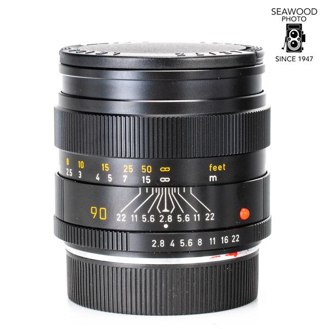 Leica Leica - R Elmarit 90mm f2.8 3-CAM EXCELLENT