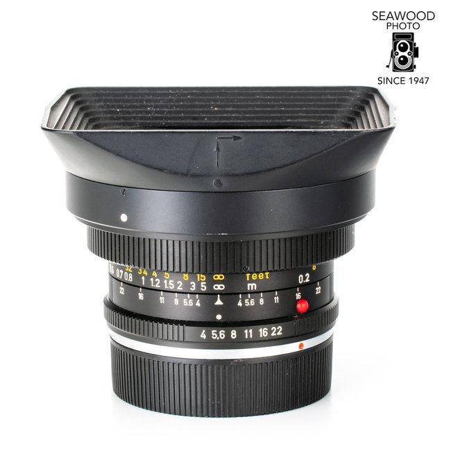 Leica Leica Super Angulon - R 21mm f4 3 - Cam EXCELLENT
