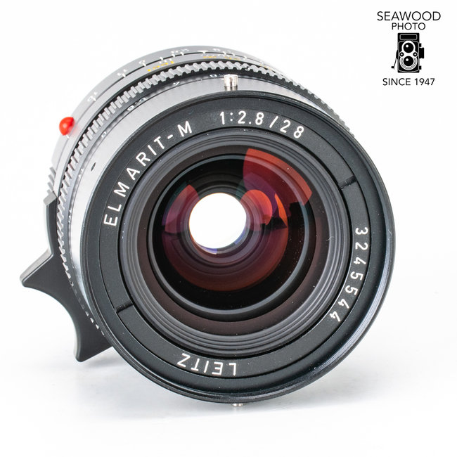 Leica Leica Elmarit - M 28mm f2.8 E49 Canada Excellent