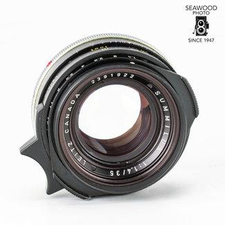 Leica Leica M Summilux 35mm f1.4 Pre Asph Canada GOOD +