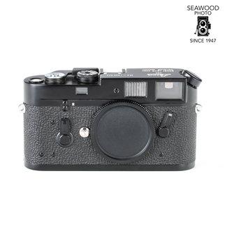 Leica Leica M4 Black Paint (Schwarz Lackiert) 1971 EXCELLENT
