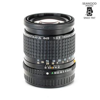 Pentax Pentax - A 645 150mm f3.5 EXCELLENT