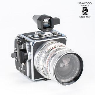Hasselblad Hasselblad SWC w/ 38mm f4.5 Biogon a12 Back & Finder GOOD+