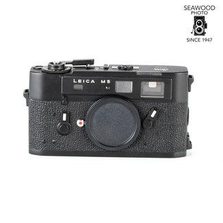 Leica Leica M5 Body GOOD+