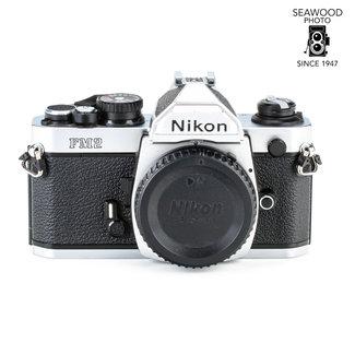 Nikon Nikon FM2 Chrome EXCELLENT