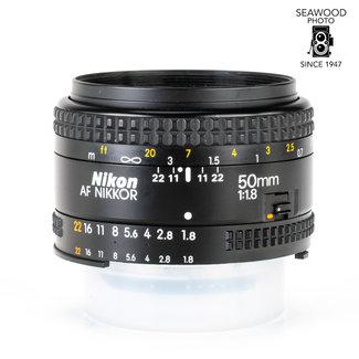 Nikon Nikon AF 50mm f/1.8 EXCELLENT