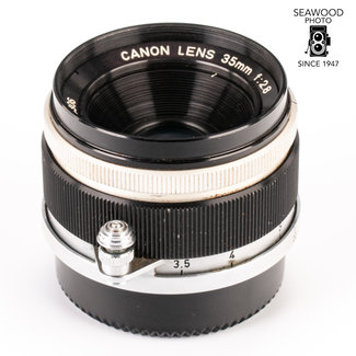 Canon Canon 35mm f/2.8 in Leica M39 Mount GOOD+