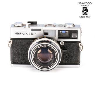 Olympus Olympus 35 SP Rangefinder w/Zuiko 42mm f/1.7 GOOD-