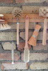 "Iris Hantverk Swedish Birch Brush Rack - 19"""
