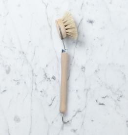 Iris Hantverk Swedish Everyday Dish Brush with Replaceable Head - Soft Bristle