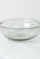 "Bitters Handblown Glass Bowl - Large - 11 1/2"""