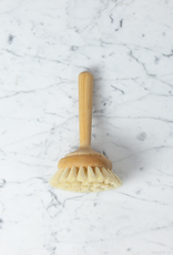 Iris Hantverk Swedish Stand Up Bath Tub Cleaning Brush - Birch
