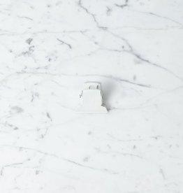 Clip - White - 5cm