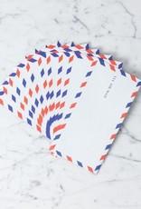 Life Airmail Envelopes -Set of 10 - Size 6