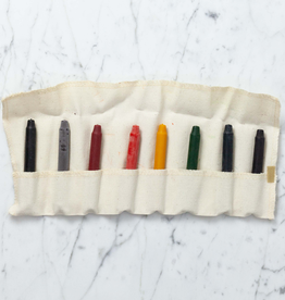 Old Mill Candles Jumbo Beeswax Crayon Set