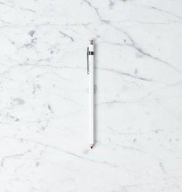 Sweet Bella Delfonics Wood Mechanical Pencil - White .5mm
