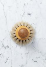 Iris Hantverk Swedish Small Bath Brush with Knob