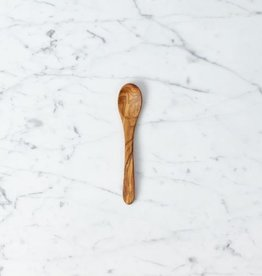 """Olivewood Baby or Small Coffee Stirring Spoon - 5.25"""""""