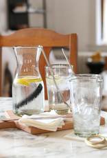 Handblown Glass Carafe - Short