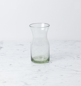 Handblown Glass Carafe - Short