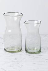 Bitters Handblown Glass Carafe - Short - 1 liter