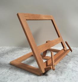 Burstenhaus Redecker Adjustable Wood Book Stand