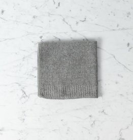 Japanese Cotton Lana Grey Washcloth