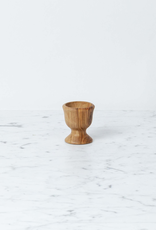 Oiled Olivewood Egg Cup