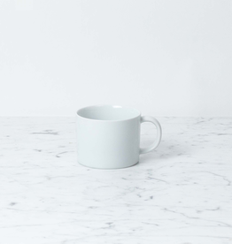Saikai Toki Everyday Ceramic Soup Cup - White - 13oz