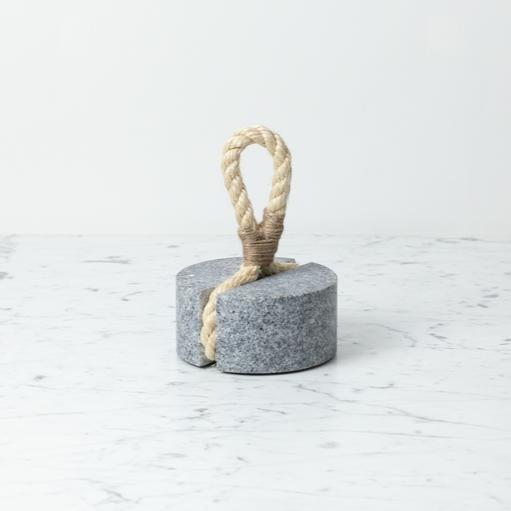 Japanese Granite Pickling Weight Door Stop