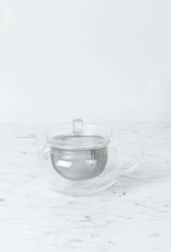 Glass Kyusu Teapot with Infuser - Large - 23oz