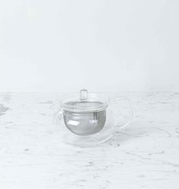 Saikai Toki Glass Kyusu Teapot with Infuser - Large - 23oz