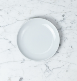 Everyday Tiny Plate - White - 6""