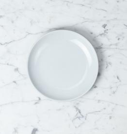 """Saikai Toki Everyday Tiny Plate - White - 6"""""""