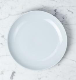 "Saikai Toki Everyday Salad Plate - White - 8.5"""
