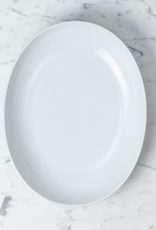Everyday Oval Serving Bowl - White - 10.75""