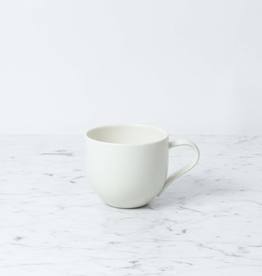 John Julian John Julian Porcelain Full Glaze Simple Mug Plain
