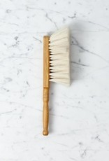 Short Handled Goat Hair Dust Brush - 9.5""