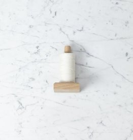 Oak Single Yarn Spool Stand
