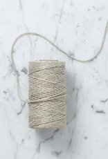 Natural Flax Twine - 250 ft