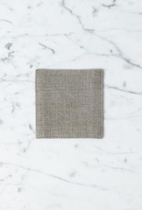 Lithuanian Linen Coaster - Natural