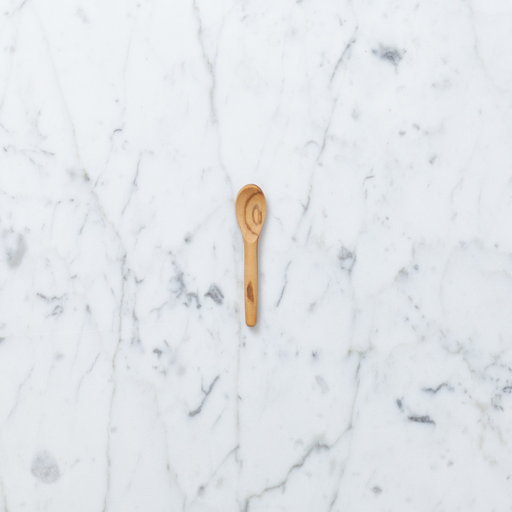 """Olivewood Very Little Flat Spoon - 2.75"""""""