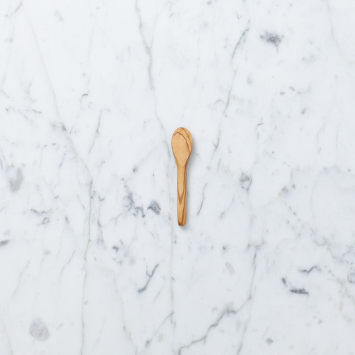 """Olive Wood Very Little Spoon - 2.75"""""""
