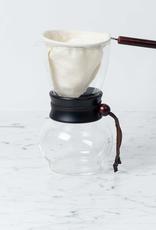 Saikai Toki Hario Coffee Pour Over Dripper - 16oz/480 Dripper