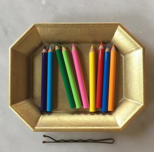 Capsule Mini Color Pencil Set