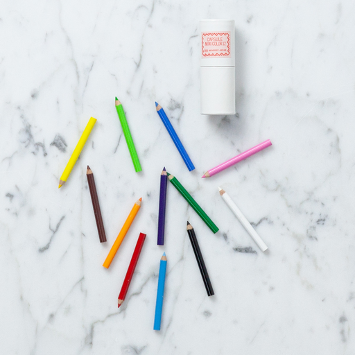 Capsule Mini Color Pencil Set