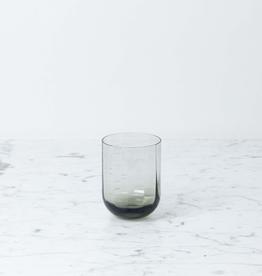 Dibbern Dibbern Rotondo Optic Glass - Grey