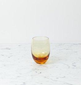 Dibbern Dibbern Short Tumbler - Amber - 8 oz