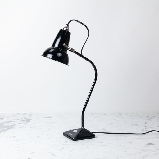 Anglepoise Original 1227 Mini Table Lamp - Jet Black