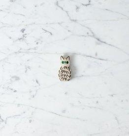 Ostheimer Toys Perky White Owl